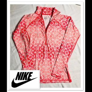 NIKE PRO Long Sleeve Fitted Top sz M